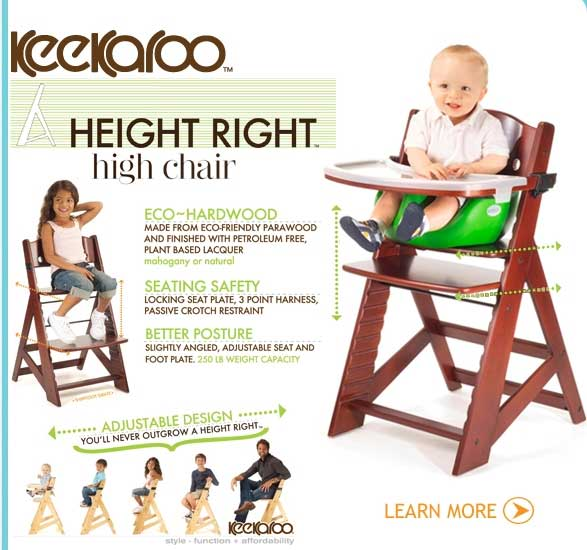 high chair plans free