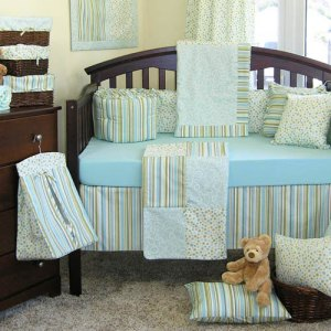 crib bedding set by sweet kyla