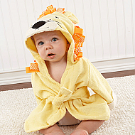 Baby Bathrobe for the King of the Bath